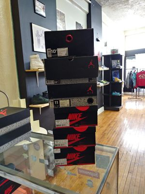Nike Air Jordan Retro Adidas Yeezy Reebok New Balance Vans Etc for Sale in Cleveland, OH