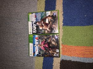 """Far Cry 3 and Far Cry 4 """"Limited Edition"""" Xbox 360 Games for Sale in Cambridge, MA"""
