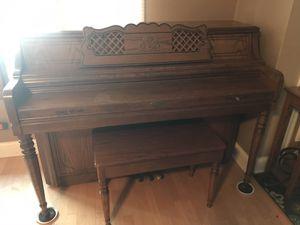 FREE Wurlitzer Piano for Sale in Willow Springs, IL