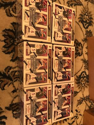 Factory-Sealed 2020 Panini Contenders 30-card Blaster Box Baseball Trading Cards for Sale in Fremont, CA