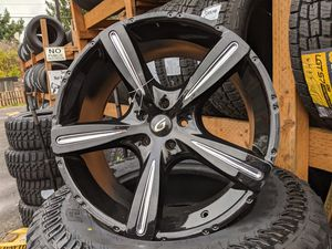 Brand new 20-inch wheel 5 lug for Sale in Tacoma, WA