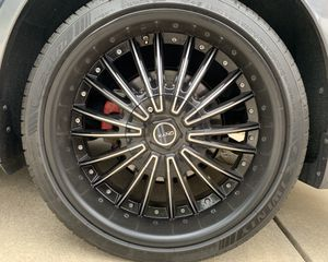 """20"""" inch wheels and tires for Sale in Charlotte, NC"""
