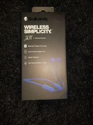 Scullcandy wireless headphones for Sale in Aurora, CO