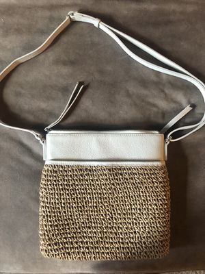 Brighton Straw Crossbody/ Hobo Bag for Sale in Lewisville, TX
