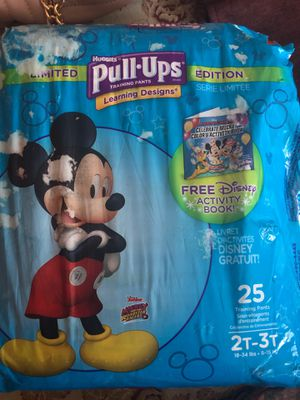 Huggies pull up for Sale in Catonsville, MD