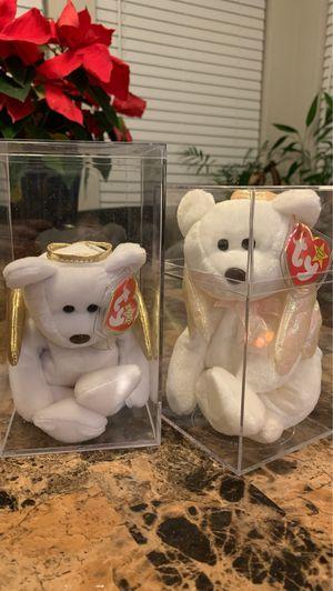 Halo and Halo II Bears TY Beanie Babies for Sale in Phoenix, AZ