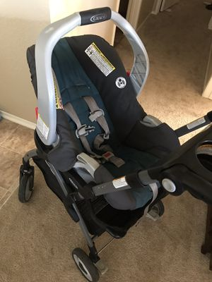 Graco car seat and stroller for Sale in Oceanside, CA