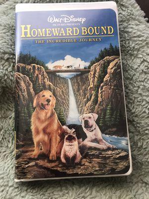 OBO HOMEWARD BOUND VHS for Sale in Wichita, KS
