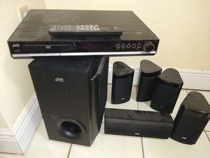 JVC DVD Sound Round for Sale in Opa-locka, FL
