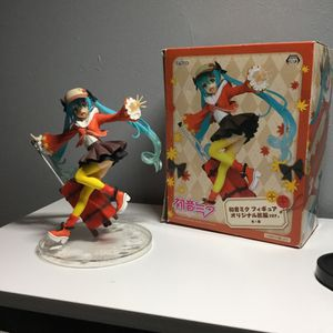 Vocaloid Miku Figurine Collectible for Sale in Fountain Valley, CA
