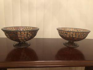 Decorative bowls for Sale in Springfield, VA