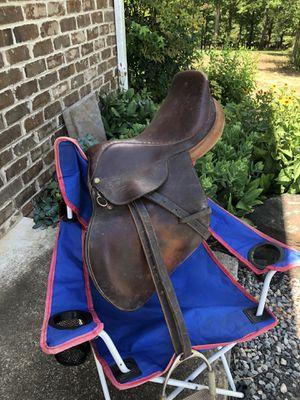Professional's Choice English Saddle an Girdle for Sale in Powhatan, VA
