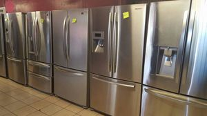 French door stainless steel appliances for Sale in Houston, TX