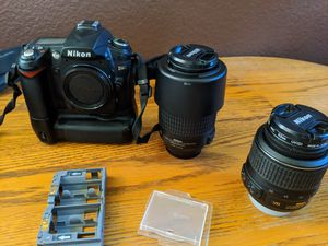Nikon D90 Complete Digital camera Set (*Brand New) for Sale in Rancho Cucamonga, CA