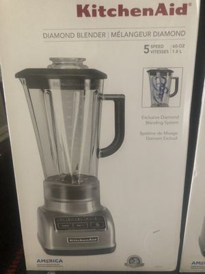 Brand new Kitchen aid diamond blender for Sale in Kissimmee, FL