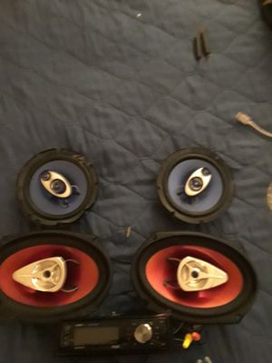 BOSS stereo system for Sale in Westminster, CA