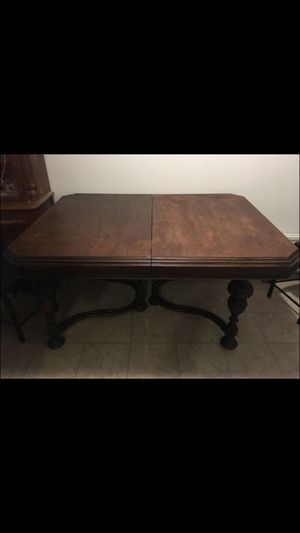 Antique Wooden Table for Sale in Dundalk, MD