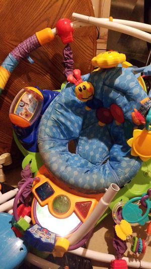 Disney baby einstein bouncer for Sale in Johnsburg, IL