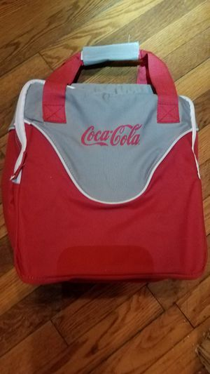 Collectable Coca-Cola Portable Cooler Bag with Pop-up Grill - Brand New for Sale in West Columbia, SC