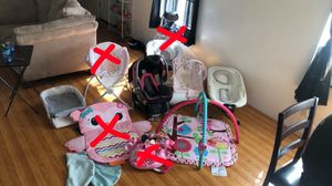 Baby girl bundle for Sale in Killeen, TX
