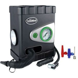 Slime All-Purpose Dual Inflators Tire Raft Pump Bomba Dual Inflador Camas Inflables Deluxe 40038 for Sale in Miami, FL