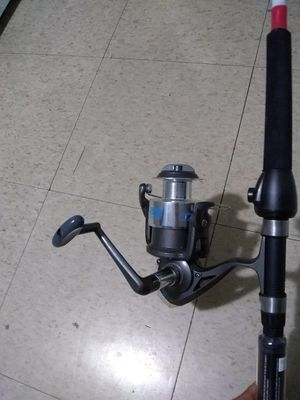 Fishing rod and reel for Sale in Irving, TX