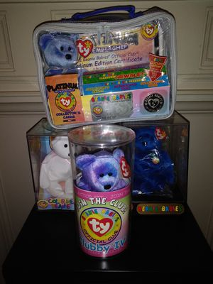 Special Edition Beanie Babies for Sale in Columbus, OH