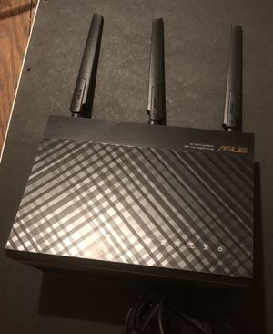 ASUS Router / Linksys extender for Sale in Charlotte, NC