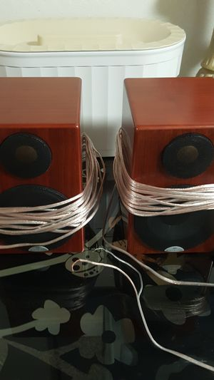 Monitor audio speakers for Sale in Tacoma, WA