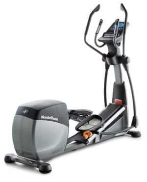 Nordictrack Elliptical 990 pro audiostrider for Sale in McHenry, IL