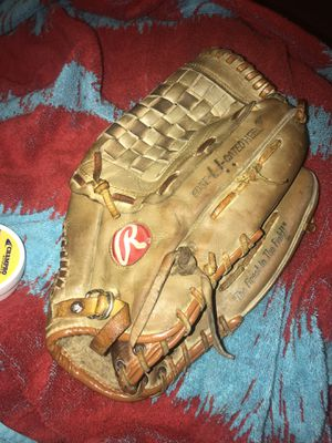 """Rawlings 12.5"""" Baseball Glove for Sale in Plainfield, IL"""