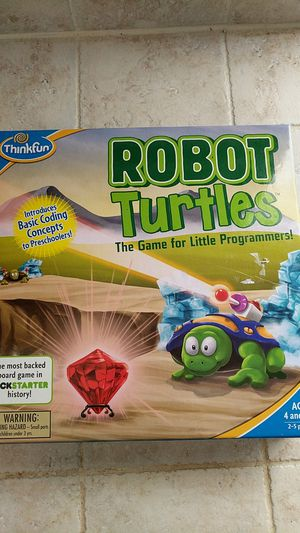 Robot Turtles (Coding Game for Kids) for Sale in Orlando, FL