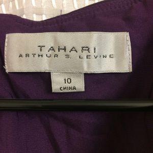 TAHARI purple long dress very elegant for Sale in Bothell, WA