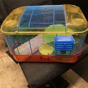Critter Cage With Accessories for Sale in Stockton, CA