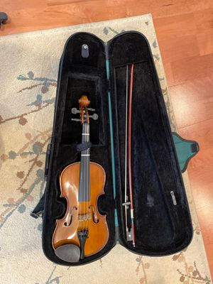 Musino Violin - beautiful wood and lovely tones for Sale in New Canaan, CT