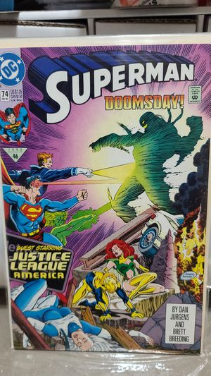 DC COMIC, Superman Doomsday for Sale in Albuquerque, NM