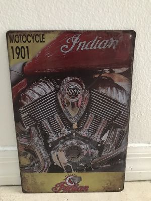 Metal tin sign for Sale in Kissimmee, FL
