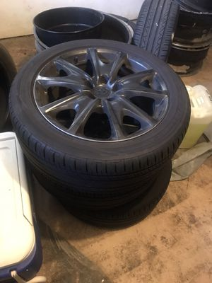 Infiniti rims size 18 for Sale in Baltimore, MD