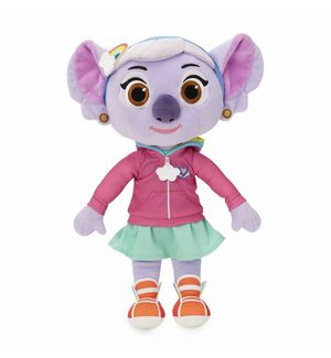 Disney Authentic T.O.T.S KY Plush Doll for Sale in Hayward, CA