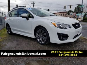 2014 Subaru Impreza Wagon for Sale in Portland, OR