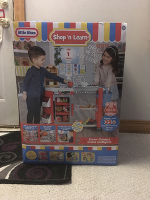 New Little Tikes Shop 'n Learn Checkout for Sale in Waldo, OH