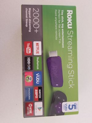 Roku streaming stick for Sale in McKinney, TX
