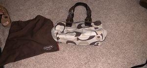Coach canvas shoulder bag for Sale in Gambrills, MD