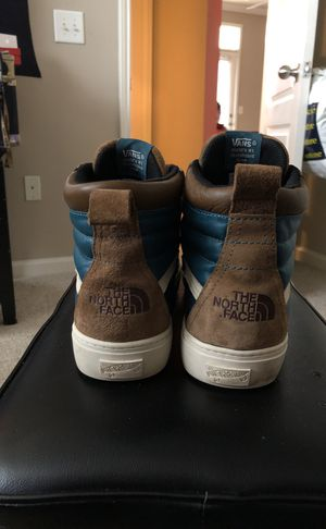 NORTH FACE VANS * limited edition for Sale in Atlanta, GA