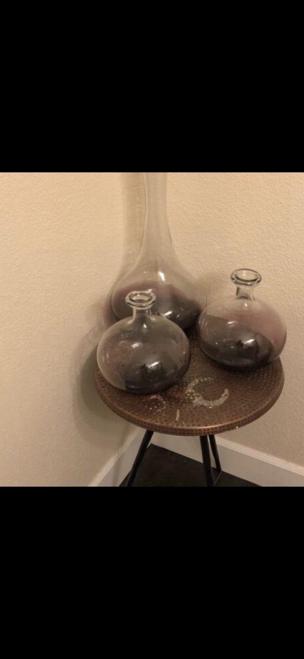 All 3 vases