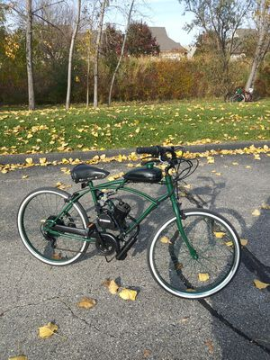 Bicycle Motorized Cruiser for Sale in Sterling Heights, MI