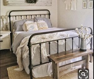 ISO - iron bed frame for Sale in House Springs, MO