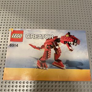 Lego Creator #6914 for Sale in Westbury, NY