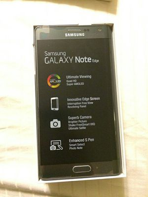 NOTE EDGE UNLOCKED OR PAY 16$ DOWN NO CREDIT NEEDED for Sale in Houston, TX