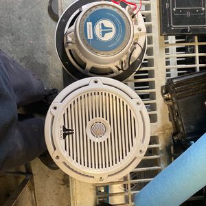 "JL audio 7.7 "" M6 Marine Speakers for Sale in Phoenix, AZ"